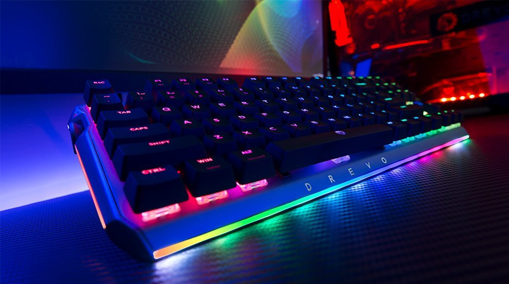 DREVO BladeMaster - The Ultimate Gaming Keyboard with Genius-Knob is NOW on Kickstarter 7
