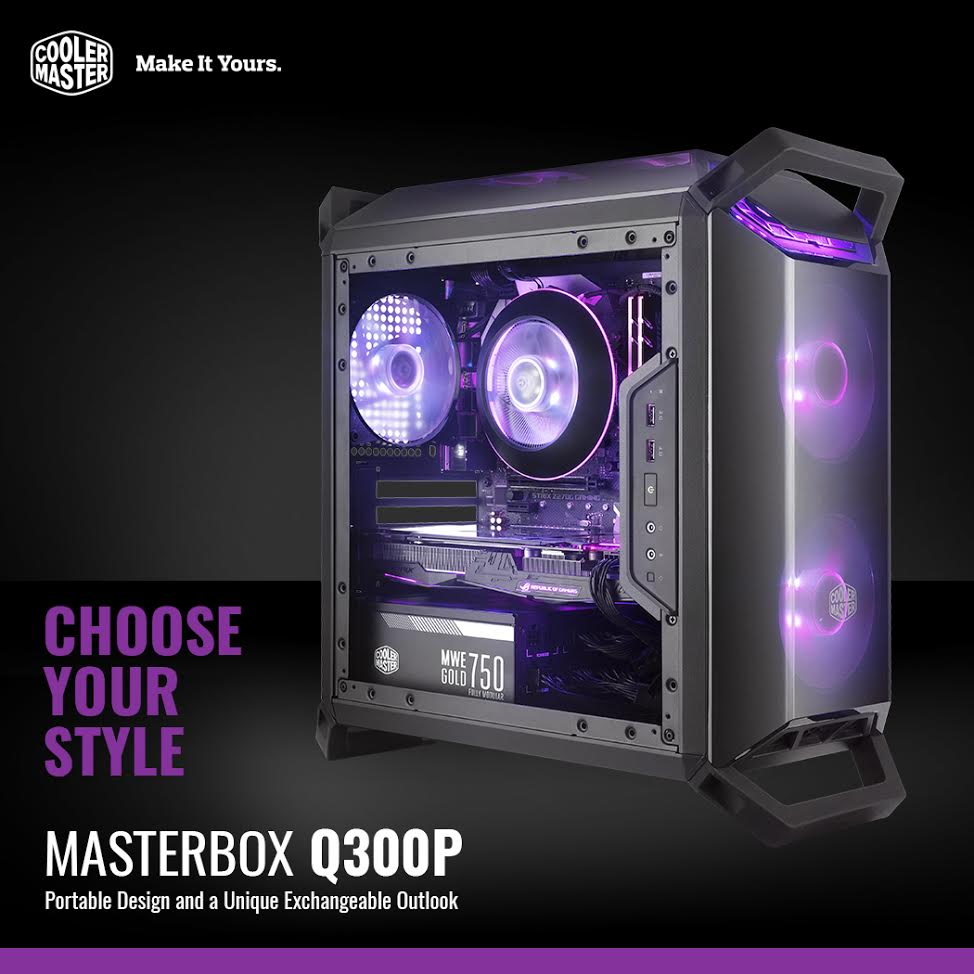 Cooler Master Q300 Series Is Now Available 7