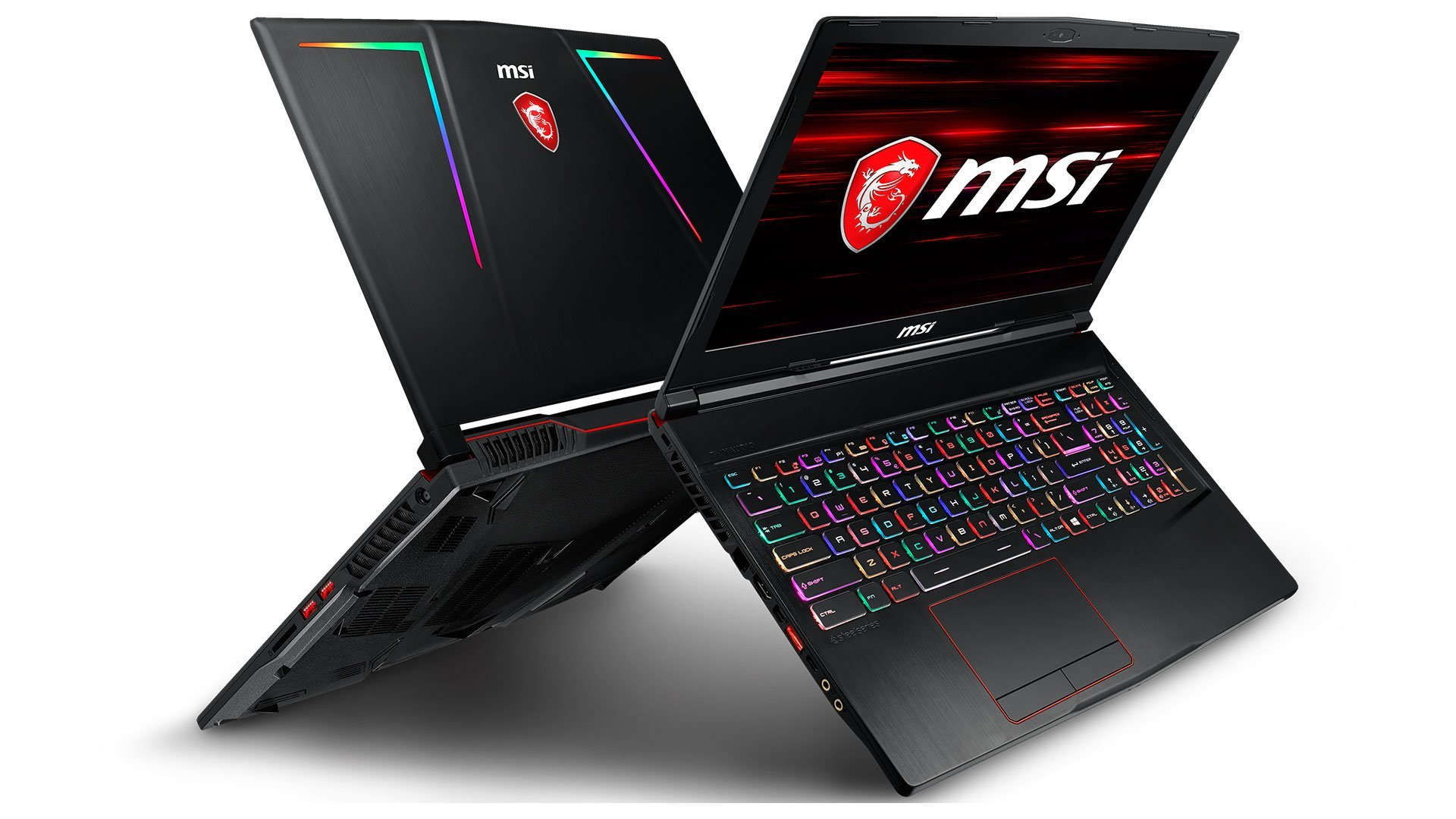 New Gaming Laptops from MSI with Intel 8th Generation Processors 5