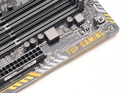ASUS TUF Z370-PRO GAMING Motherboard Review 3