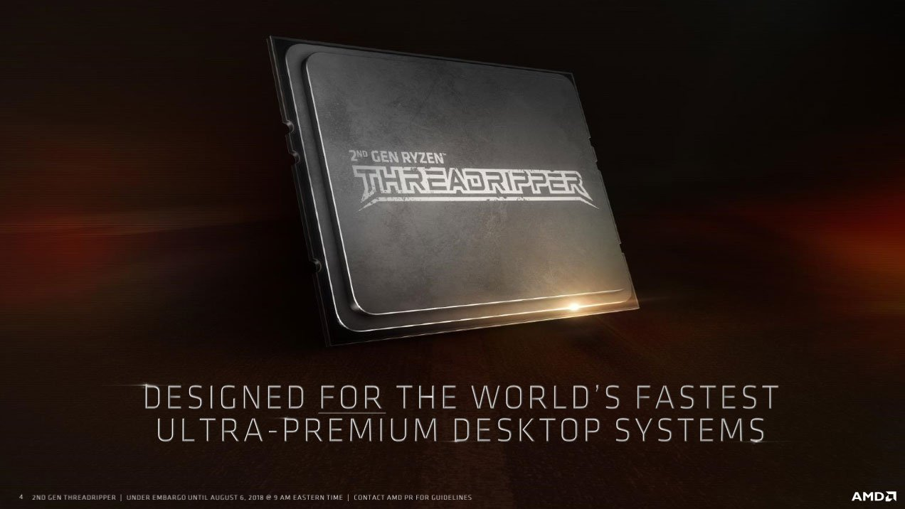 AMD Ryzen Threadripper 2950X Officially Launched at RM 3899 3