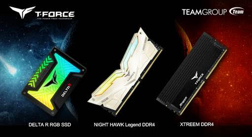 TEAMGROUP T-Force Gaming Luminous SSD and High-End Memory Release New Models with Ultimate Specs 1