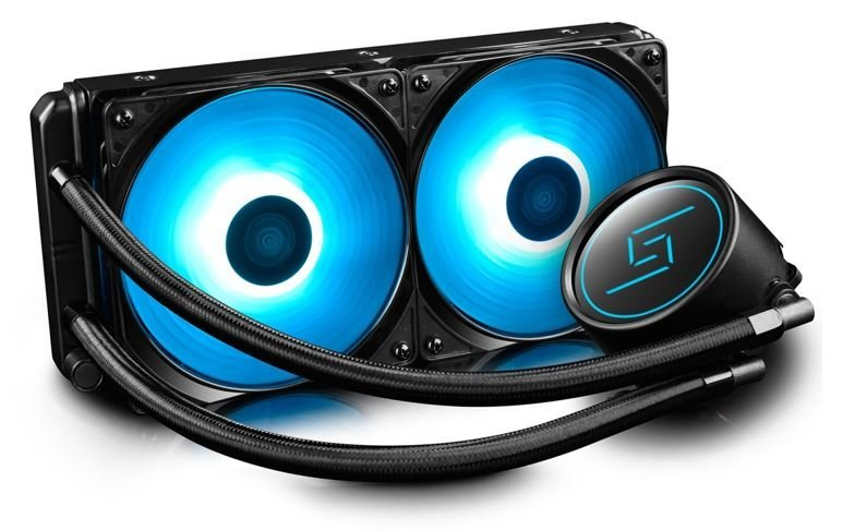 Deepcool Launches Gammaxx L240 Liquid Cooler 1