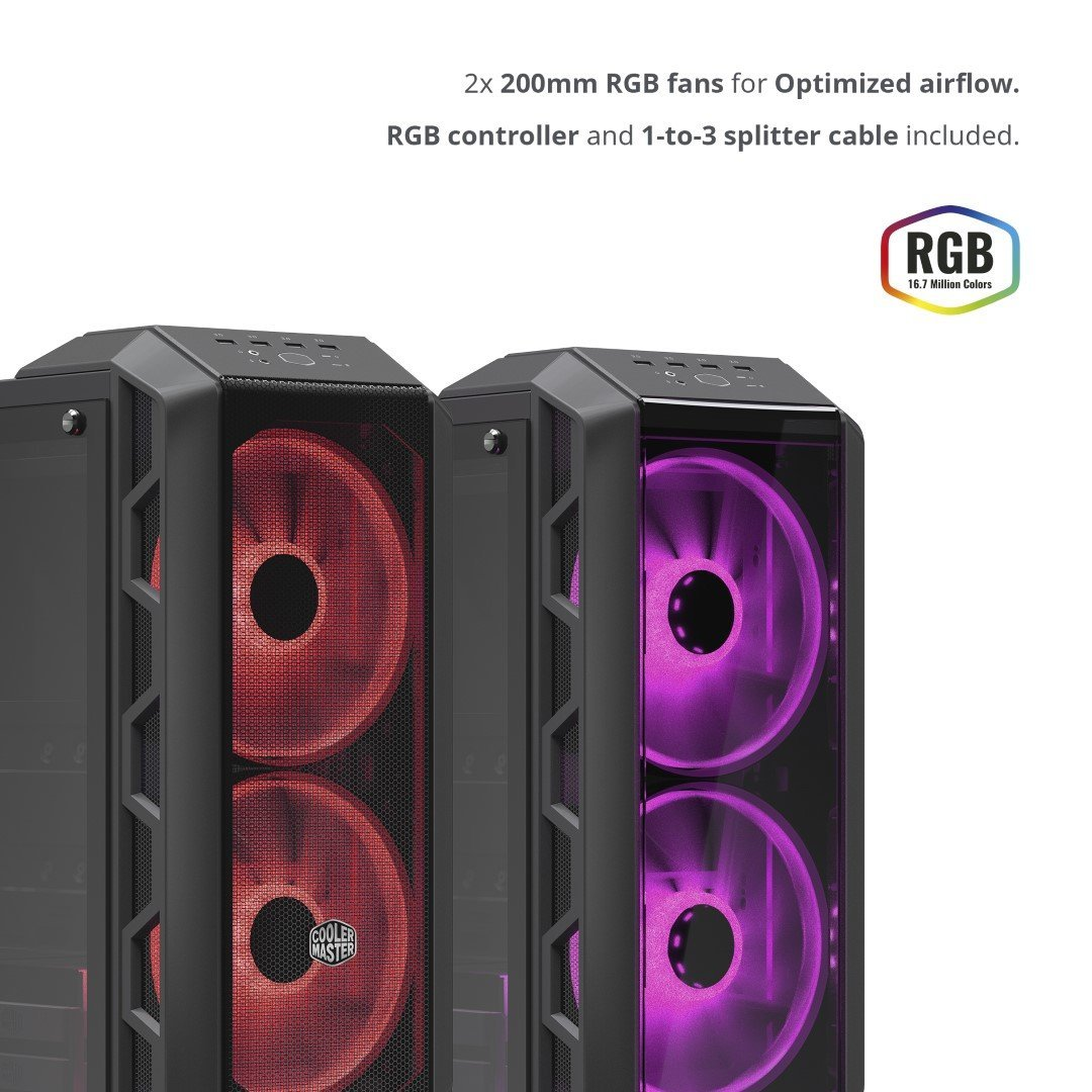 Cooler Master MasterCase H500 Launched at RM 399 13