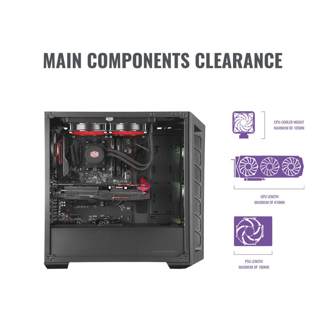 Cooler Master Launches the MasterBox MB530P at RM 469 5