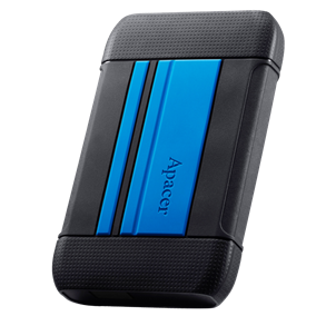 Apacer AC633 USB 3.1 Gen 1 Military-Grade Shockproof Portable Hard Drive 2