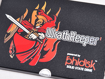 Phidisk WrathKeeper 480GB SSD Review 1