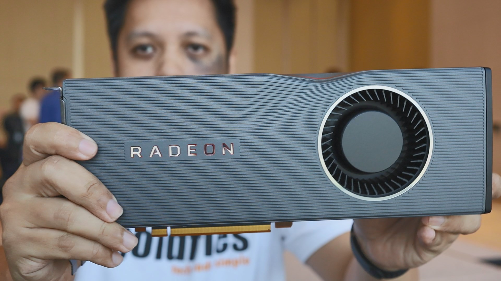 Up-close and personal with AMD Radeon RX 5700 XT GPU 9