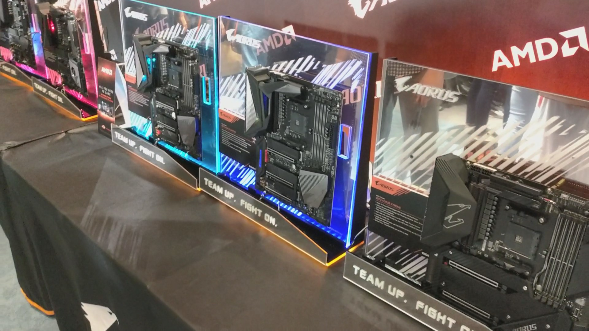 AORUS AMD X570 Chipset Motherboards in Computex 2019 4