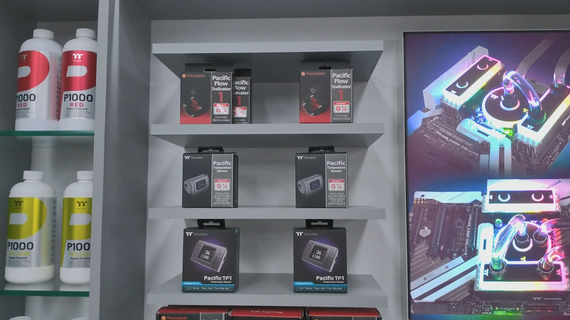 Thermaltake Liquid Cooling Gaming System Flagship Store - Computex 2019 22