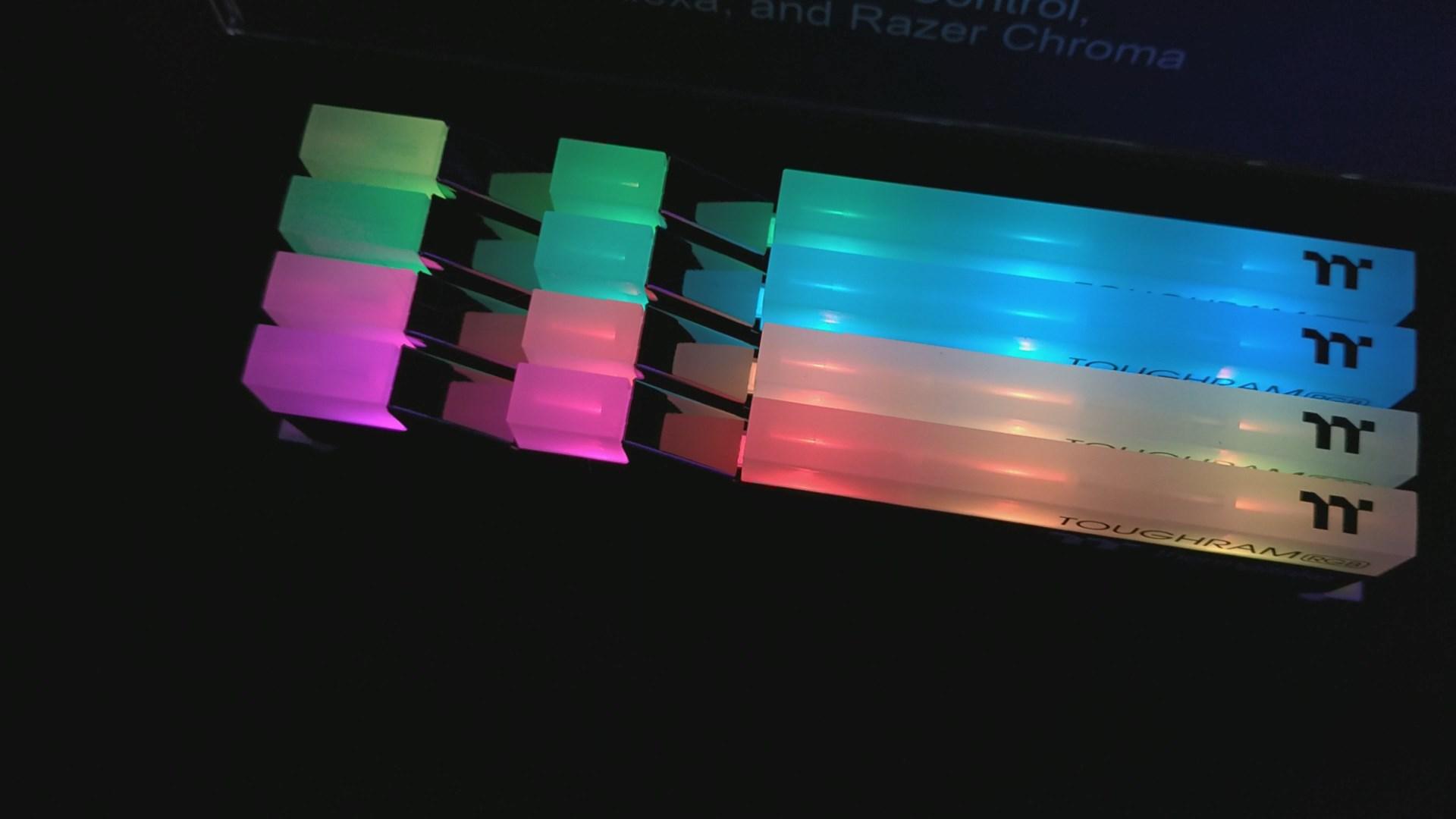ThermalTake ToughRAM RGB at Computex 2019! 3