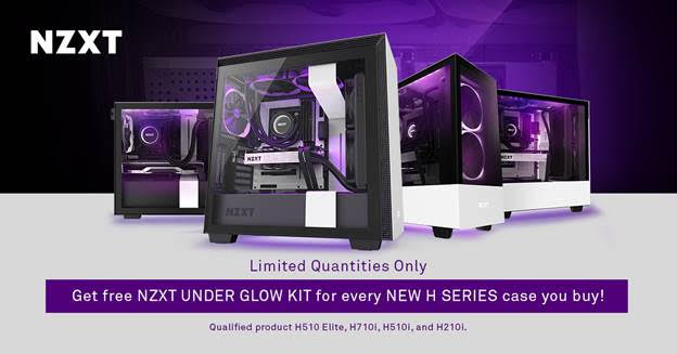 New H Series and H510 Elite Now Available from NZXT 6