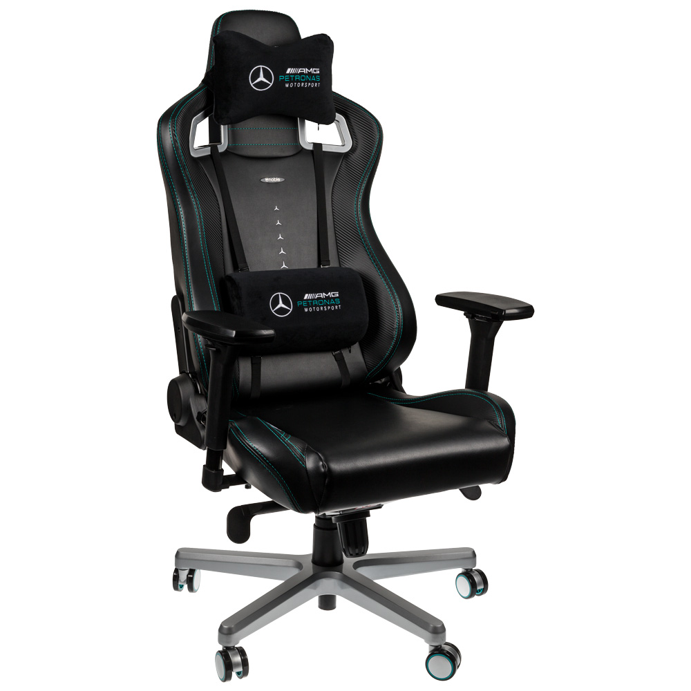 The noblechairs EPIC Mercedes-AMG Petronas Motorsport Edition at RM 1,749 1