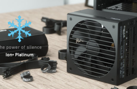 Fractal Design Ion+ Platinum Quiet PSU Enters The Market 2