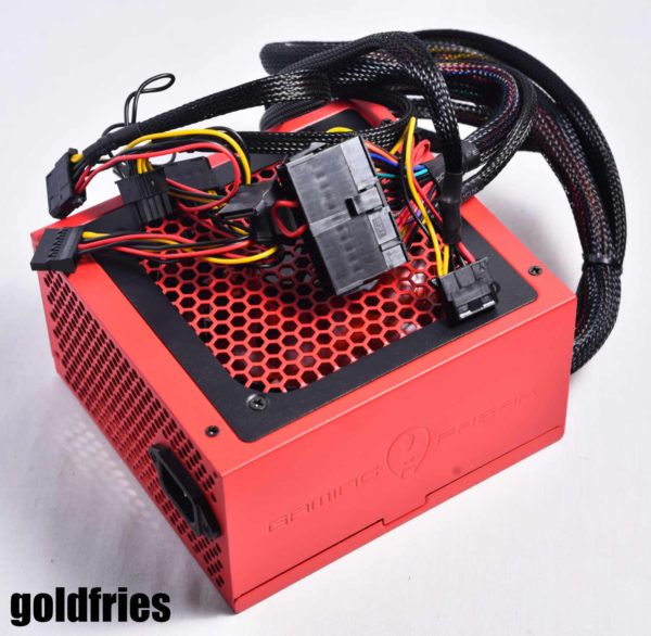 Gaming Freak The Rage 750W Power Supply Unit 3