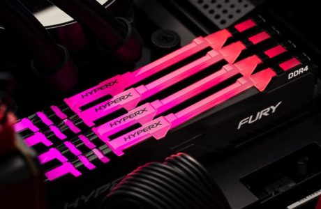 HyperX Memory Lineup now expanded with FURY DDR4 RGB 21