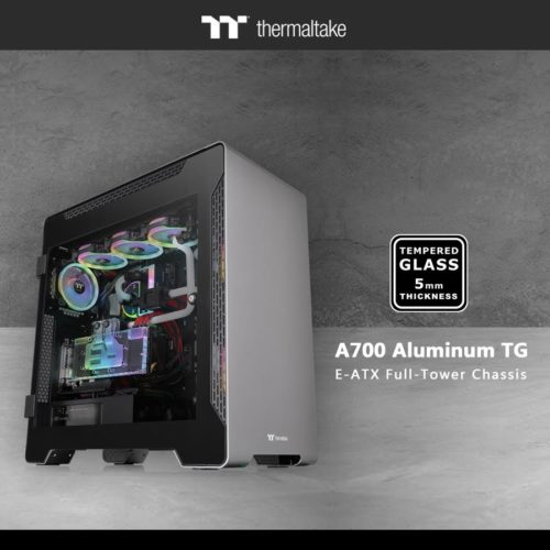 Thermaltake A700 Aluminum Tempered Glass Edition Now Available 2