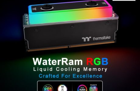 Thermaltake WaterRAM 3600Mhz Now Available 1