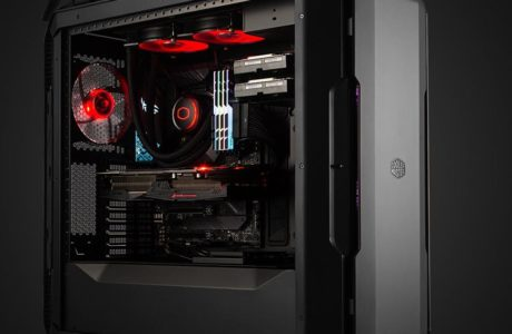 Cooler Master COSMOS C700P Black Edition Launched - RM 1,329 1