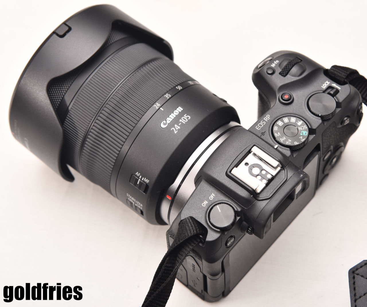 Canon EOS RP Review 4