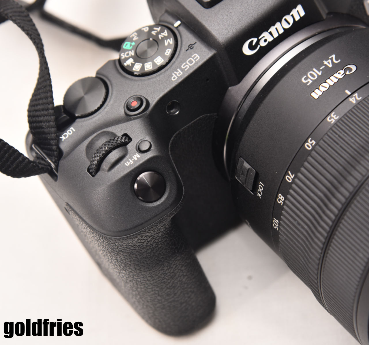 Canon EOS RP Review 5