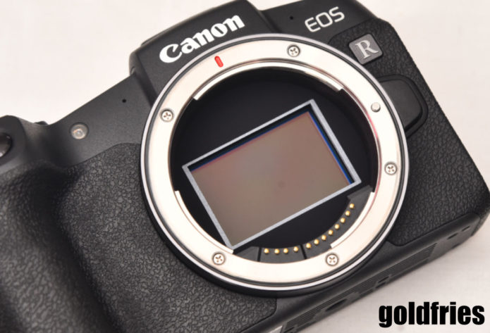 Canon EOS RP Review 8