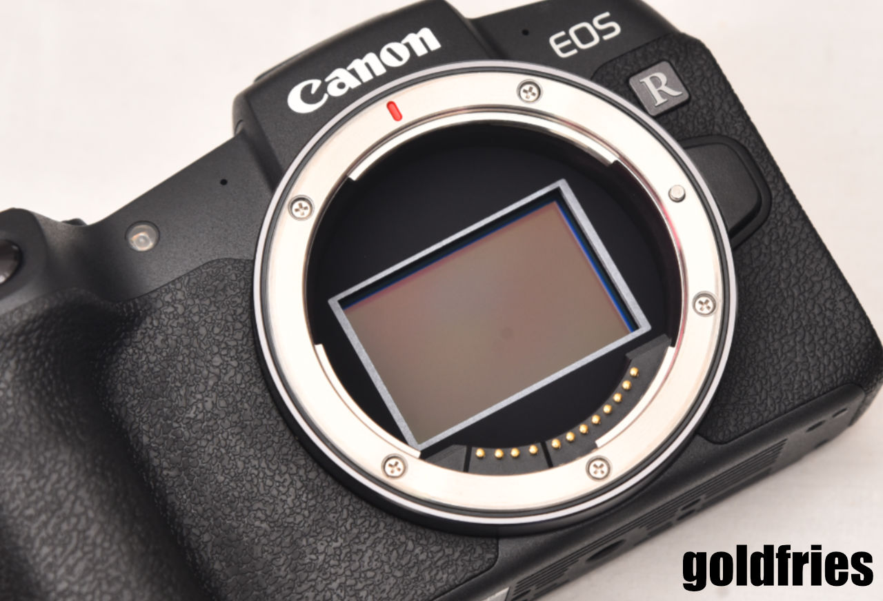 Canon EOS RP Review 6