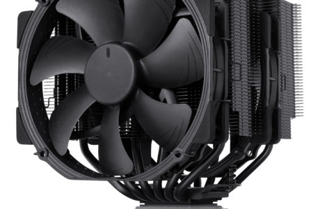 Noctua chromax.black CPU coolers Now Available 18
