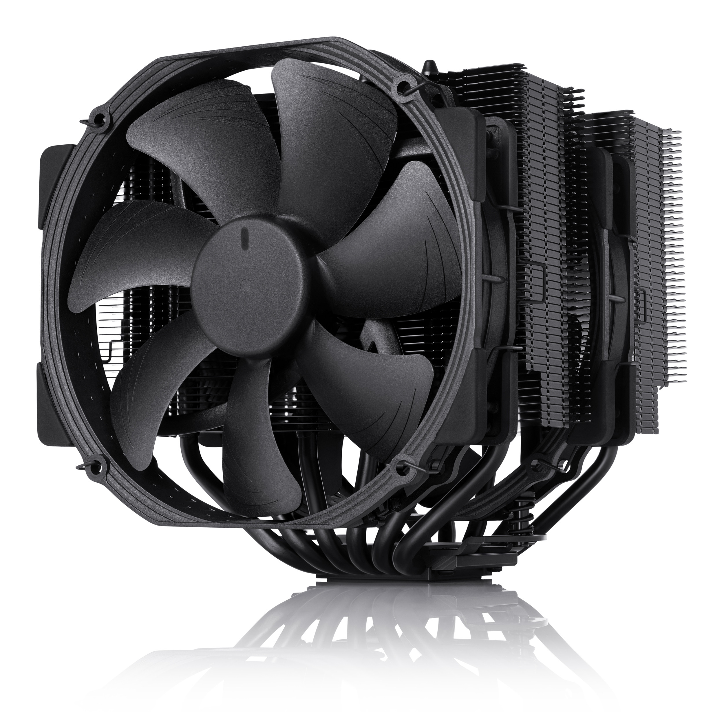 Noctua chromax.black CPU coolers Now Available 1