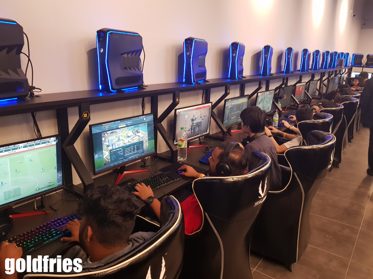 ZOTAC Gaming Esports Cafe Now Open 24