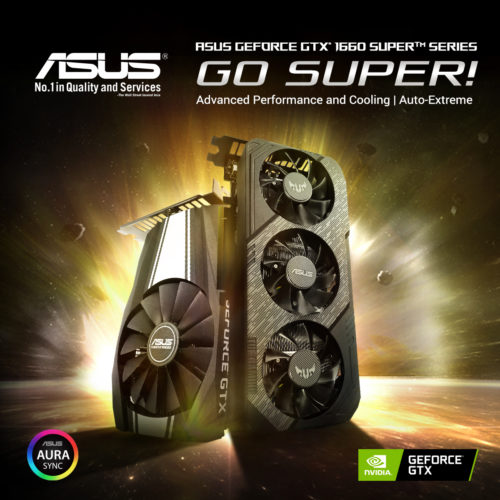 ASUS Launches GTX 1660 Super Graphics Cards 4