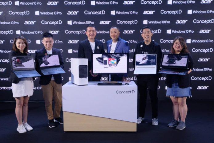 Acer ConceptD Launched in Malaysia 2