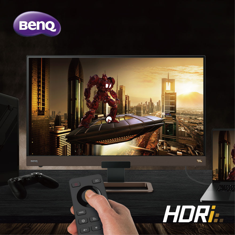 BenQ Launches brand-new EX2780Q Gaming Monitor 1