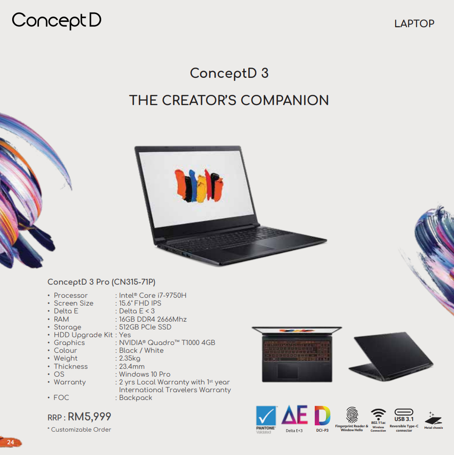 Acer ConceptD Launched in Malaysia 19