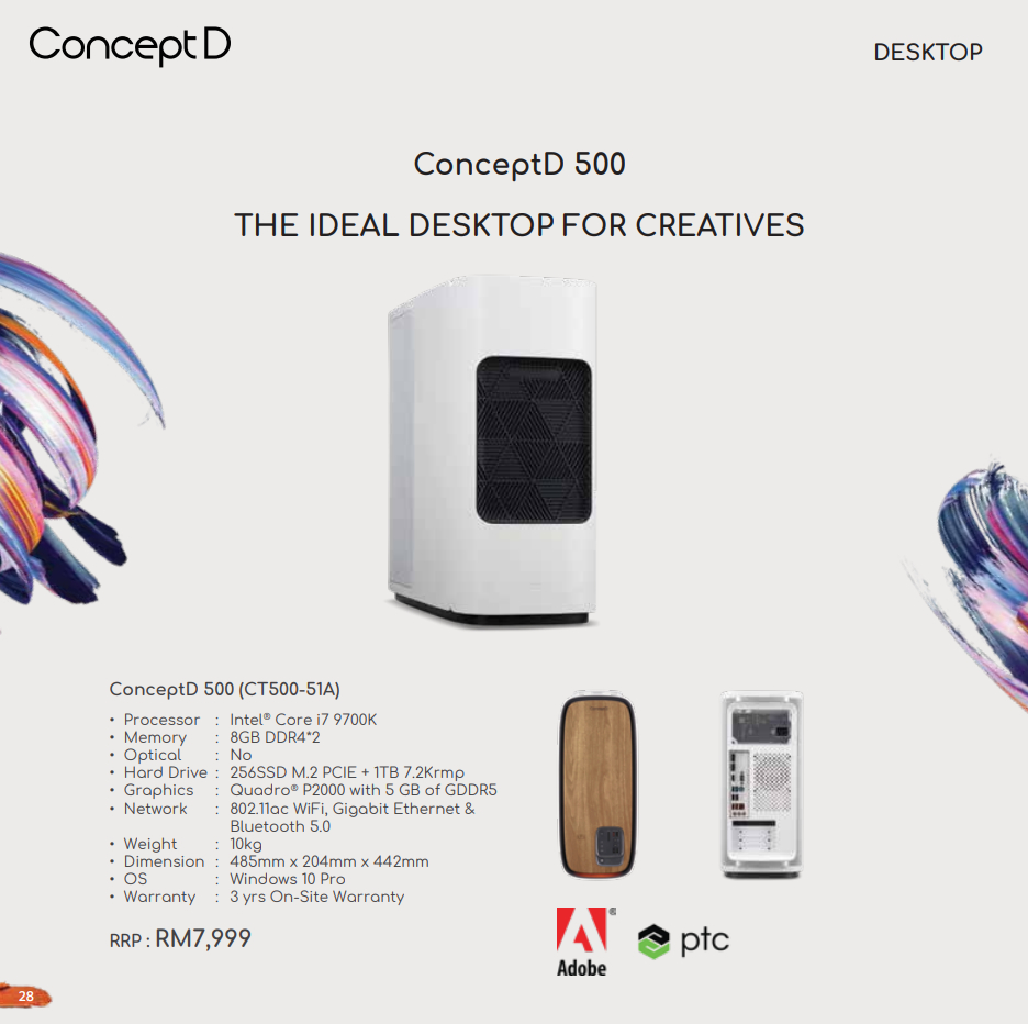 Acer ConceptD Launched in Malaysia 20