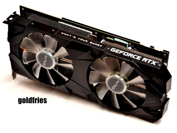 GALAX GeForce® RTX 2080 EX (1-Click OC) 1