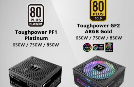 CES 2020 : ThermalTake with New Toughpower PF1 and Toughpower GF2 ARGB PSU 18