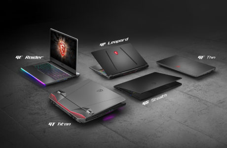 CES 2020 : MSI Introduces New Notebook Computers 19