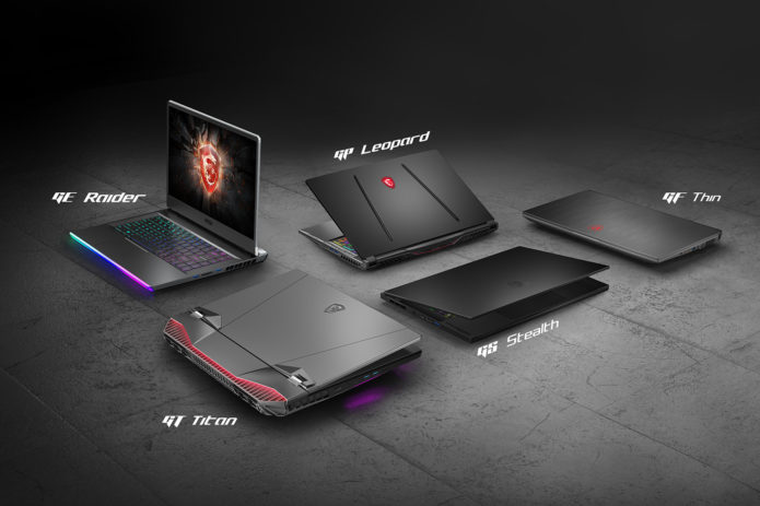 CES 2020 : MSI Introduces New Notebook Computers 5