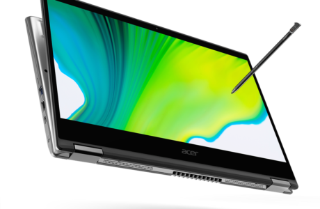 CES 2020 : Acer Introduces New Spin 5 and Spin 3 2