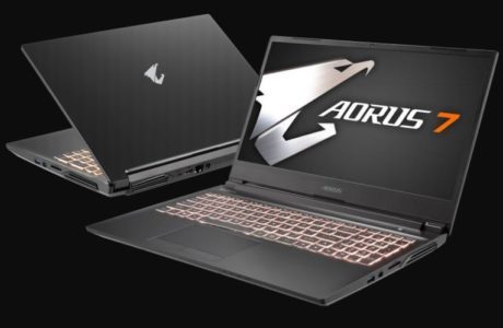 Gigabyte New Range of AORUS and AERO Laptops for 2020 21