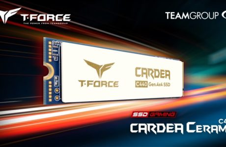 TEAMGROUP Announces T-FORCE CARDEA Ceramic C440 SSD 17