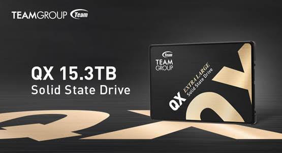 TeamGroup QX 15.3TB SSD Launched - Largest and First for Consumer-grade Storage 1